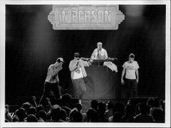"The Beastie Boys ""In Person"" Vintage Original Photograph"