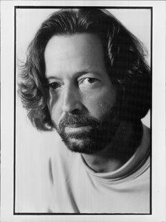 Eric Clapton Classical Portrait Vintage Original Photograph
