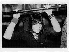 Joan Jett Hands Up Vintage Original Photograph
