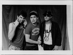 The Beastie Boys Quirky & Young Vintage Original Photograph