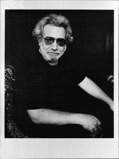Jerry Garcia of The Grateful Dead Vintage Original Photograph
