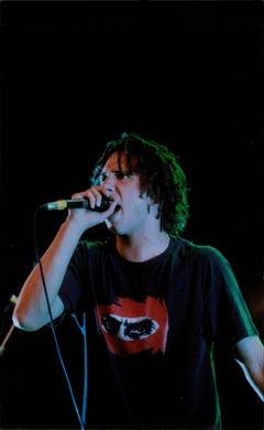 Zack de la Rocha of Rage Against the Machine Vintage Original Photograph