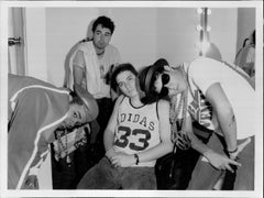 The Beastie Boys Backstage Vintage Original Photograph