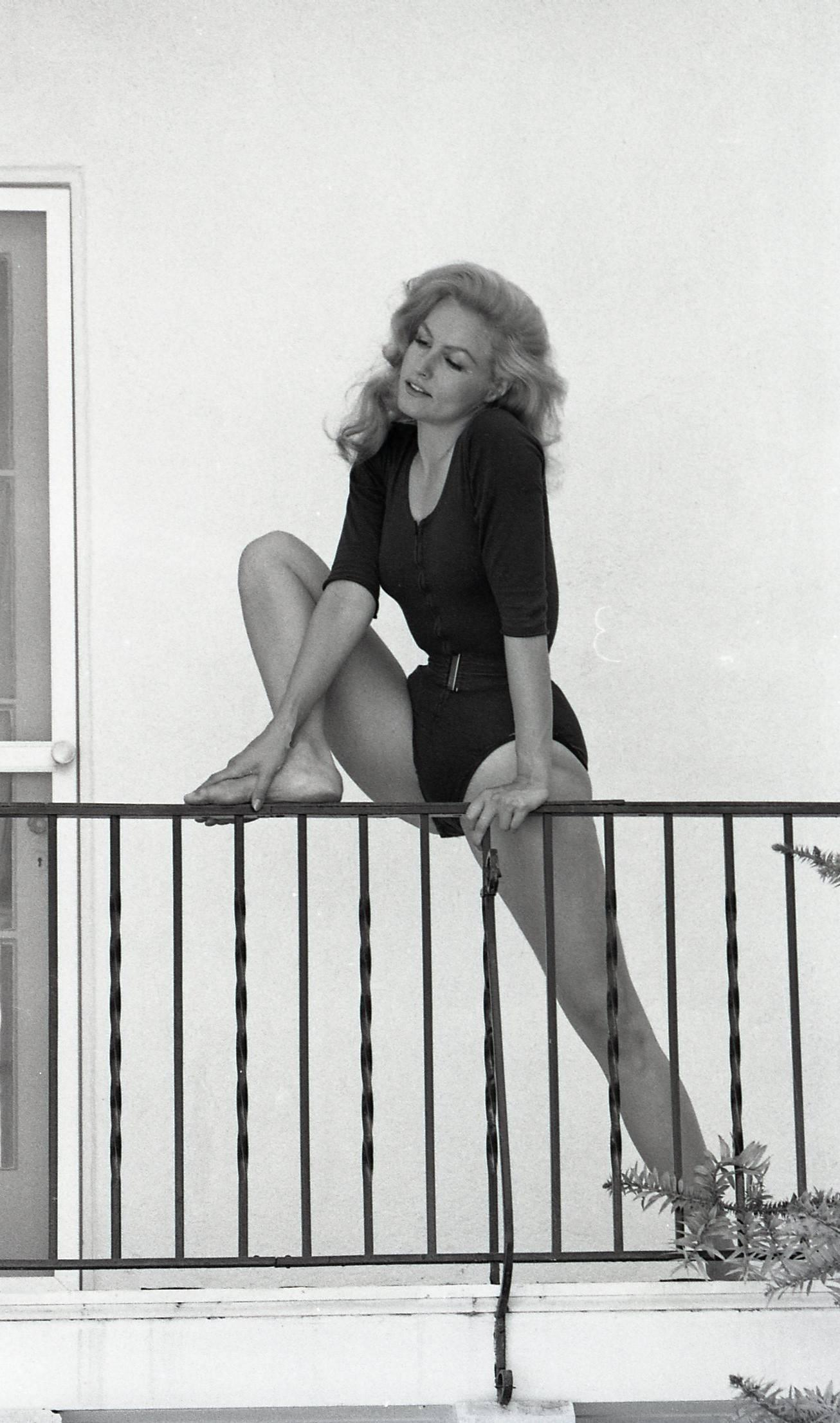 Julie Newmar actress