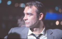 "Sean Connery as James Bond in ""You Only Live Twice"" Fine Art Print"