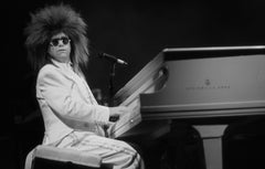 Elton John in Wig