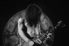 Captivating Portrait of Slash on Stage