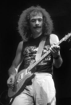 Carlos Santana Rocking Out