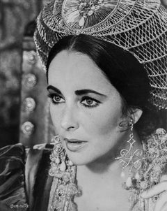 "Elizabeth Taylor Closeup in ""The Taming of the Shrew"" Fine Art Print"