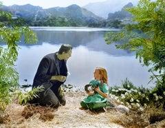 Frankenstein Master Print - Colorized Fine Art Print
