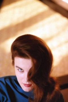 Ann Margret: Fiery Red Head Fine Art Print