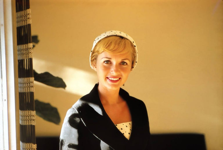 Debbie Reynolds, Beautiful Smile Fine Art Print