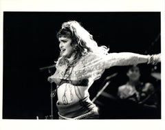 Madonna Performing on Stage Vintage Original Photograph