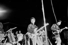 Jimi Hendrix and the Experience Harlem Performance Fine Art Print