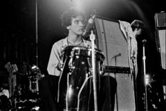 Mitch Mitchell Playing with The Experience Fine Art Print