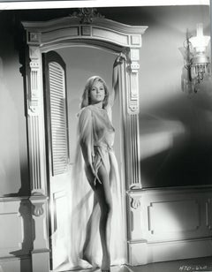 Ursula Andress: Seductive in the Studio Vintage Original Photograph