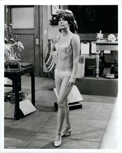 Natalie Wood in Lingerie Vintage Original Photograph