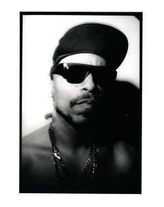 Ice T in Sunglasses Vintage Original Photograph