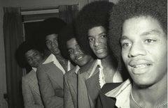 The Jackson 5 at Studio 54 Fine Art Print