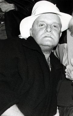 Truman Capote at Studio 54 Fine Art Print