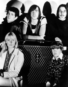 The Velvet Underground Fine Art Print