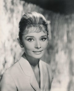 The Lovely Audrey Hepburn Fine Art Print