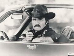 Burt Reynolds: Smokey and the Bandit Fine Art Print