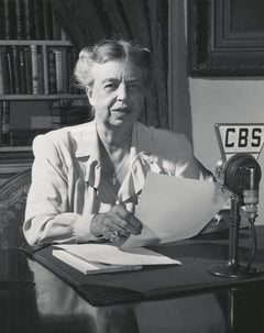 Eleanor Roosevelt Fine Art Print