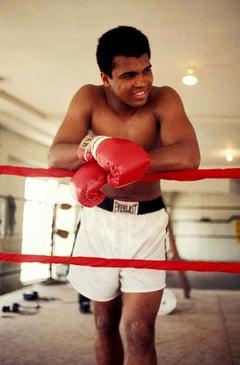 Muhammad Ali Training in Florida Fine Art Print