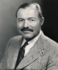 Ernest Hemingway Fine Art Print