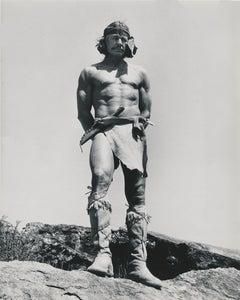 Charles Bronson Shirtless Fine Art Print