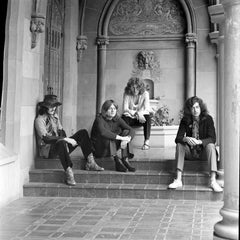 Led Zeppelin Stays at the Chateau Fine Art Print