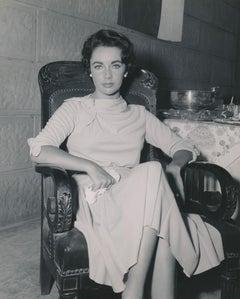 Elizabeth Taylor: The Look of Liz Fine Art Print