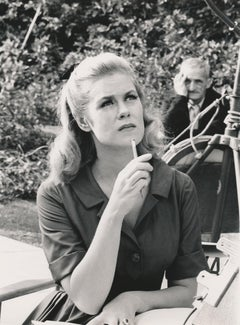 Elizabeth Montgomery Deep in Thought Fine Art Print