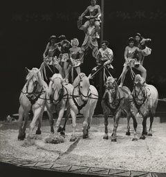 Vintage Circus Fine Art Print