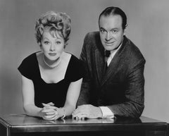 Bob Hope and Lucille Ball Fine Art Print