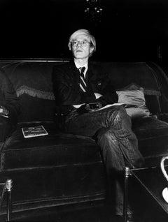 Andy Warhol Candid Fine Art Print
