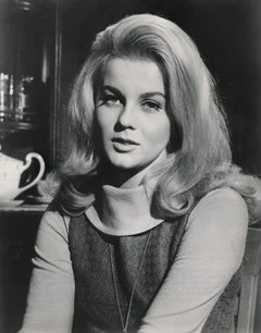 Young Ann Margret Fine Art Print