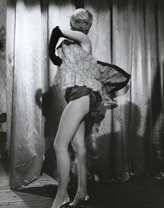 Brigitte Bardot: The Masquerade Fine Art Print