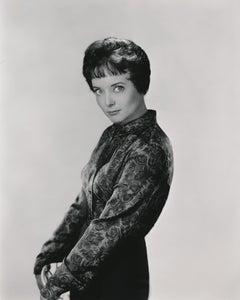 Carolyn Jones of the Addams Family Fine Art Print