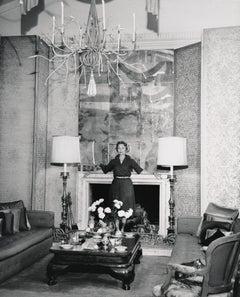 Agnes Moorhead at Home II Fine Art Print
