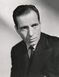 Humphrey Bogart Classic Studio Portrait Fine Art Print