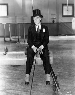 "Buster Keaton in""Sidewalks of New York"" Fine Art Print"