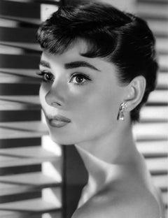 "Audrey Hepburn in ""Sabrina"" Fine Art Print"