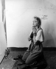 Madonna: Prayer Fine Art Print
