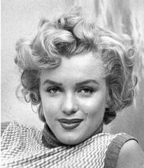Marilyn Close Up 1953 Oversized Vintage Print