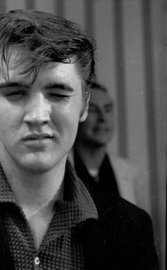 Elvis Presley The Wink Fine Art Print