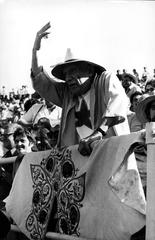 Pablo Picasso at the Bullfight