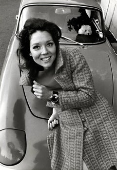 Diana Rigg as Emma Peels in The Avengers