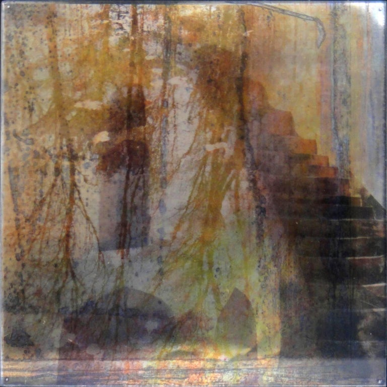 Dorothy Simpson Krause Abstract Photograph - Deep Romantic Chasm
